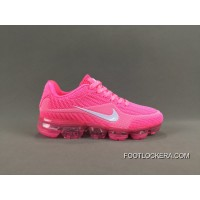 NIKE AIR VAPORMAX FLYKNIT 2018 Pink Discount