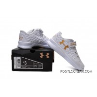 Under Armour Kids White Shoes Best