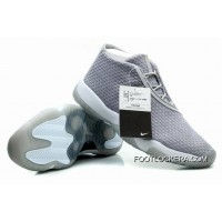 Nike Air Jordan Future Glow Cool Grey Free Shipping