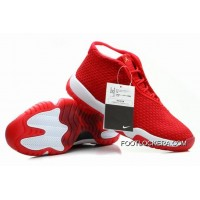 Nike Air Jordan Future Glow True Red For Sale