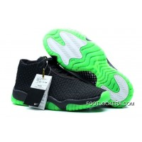 Nike Air Jordan Future Black/Green For Sale