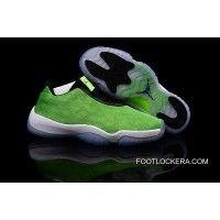 "Nike Air Jordan Future Low ""Light Poison Green"" For Sale"