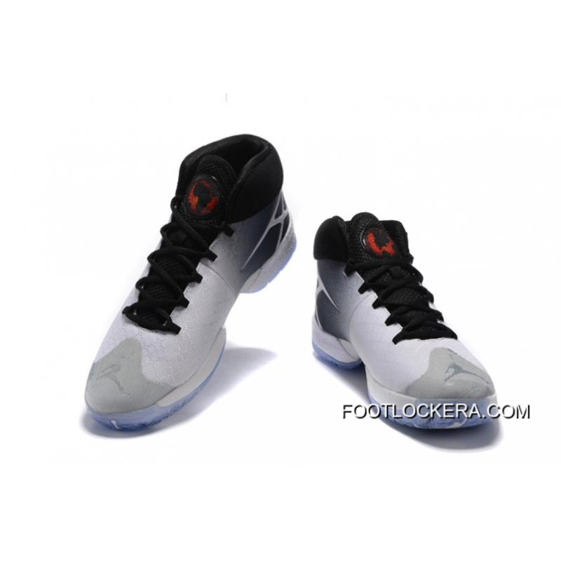 03af0858eac8 ... new style nike air jordan 30 xxx white black wolf grey new release  86a2a 7003f
