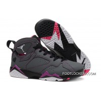 "Nike Air Jordan 7 GS ""Valentines Day"" Authentic"