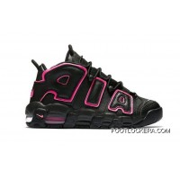 """Nike Air More Uptempo GS """"Hyper Pink""""Hot Sell Discount"""