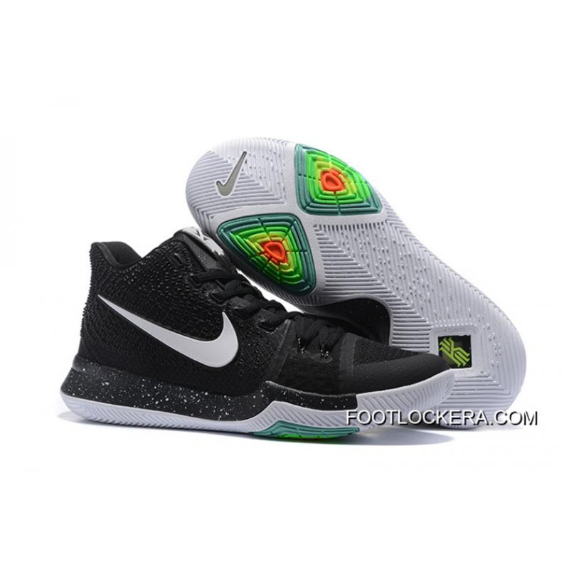 """separation shoes 6f63c b919e Girls Nike Kyrie 3 """"Christmas"""" Outlet ..."""