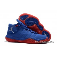 Jordan Super.Fly Blue Red Shoes New Style