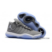 "Jordan Super.Fly ""Cool Grey""High Quality New Style"