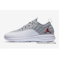 Newest Jordan Trainer Prime Wolf Grey/Team Red-White Cheap To Buy