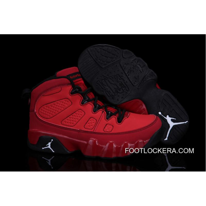 huge discount 2402f e7aba Kids Air Jordan IX Sneakers SKU 16826-206 2018 Discount ...