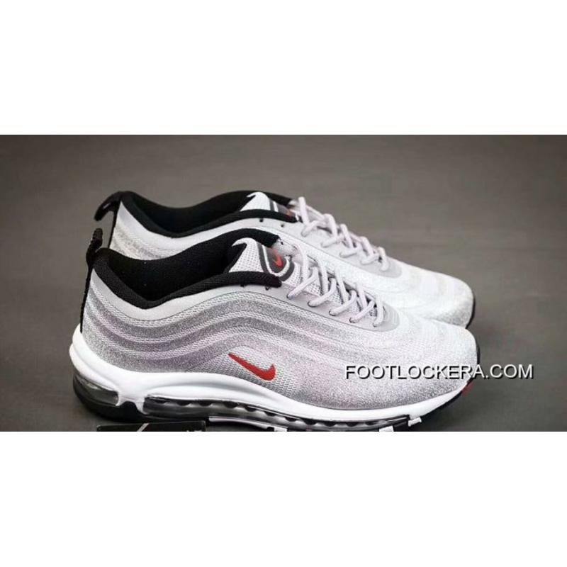 uk availability 71261 e622a 2018 Copuon Kids Nike Air Max 97 Running Shoe SKU:103789-253