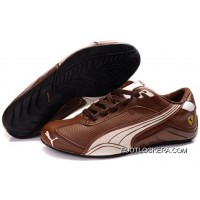 Mens Puma Kimi Raikkonen In Brown/Beige 2018 Top Deals