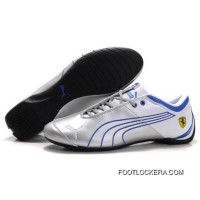Mens Puma 10th Anniversary Metal Racing Shoes Sier Blue 2018 New Style