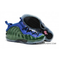 Nike Air Foamposite One Green Blue Copuon Code