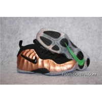 "Nike Foamposite Pro ""Gym Green""Men Sneakers New Style"