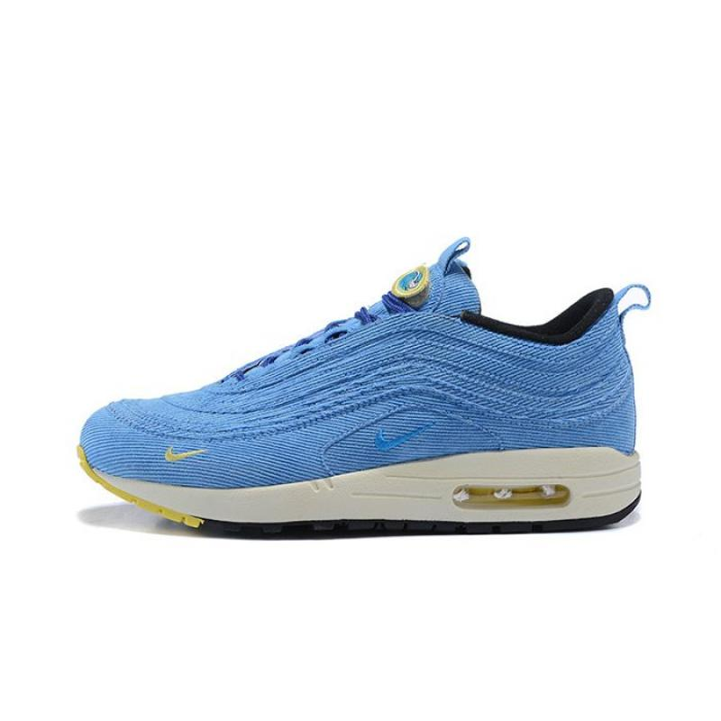 more photos 88760 6e1b2 Outlet Men Sean Wotherspoon Nike Air Max 97 Hybrid SKU 138481-308 ...