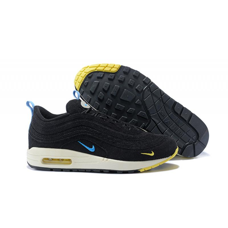 0668bd5a921c ... netherlands latest men nike air max 97 x air max 1 sean wotherspoon  sku198136 2f5b4 6410c