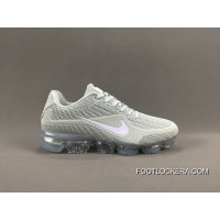 NIKE AIR VAPORMAX FLYKNIT 2018 Grey White Cheap To Buy