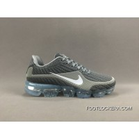 NIKE AIR VAPORMAX FLYKNIT 2018 Grey White Authentic