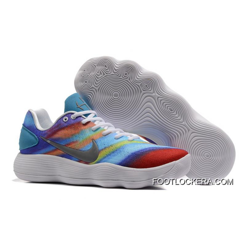 "Newest Nike Hyperdunk Low EP ""Rainbow""Fast Shipping Authentic ..."