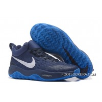 Nike HyperRev Black Dark Blue White New Release Discount
