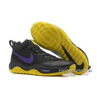Nike HyperRev Black Purple Yellow Performance Review New Release