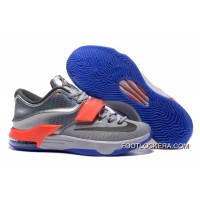 "Nike KD 7 ""All-Star"" Pure Platinum/ Multi-Color-Black Best"