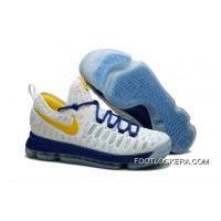 """Nike KD 9 """"Golden State Warriors"""" New Release"""