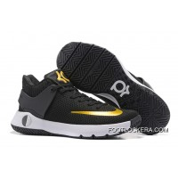 "New Released Nike KD Trey 5 Knit ""Black Gold""Shoes For Men Copuon Code"
