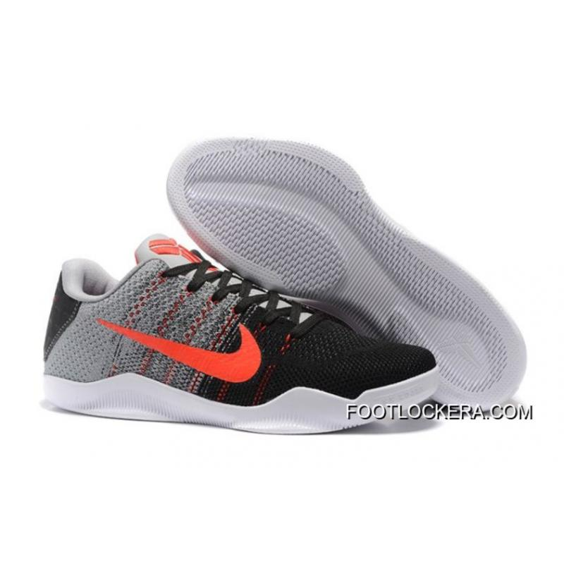 Nike Kobe 11 Elite Low Shop Navy Black Red TopDeals