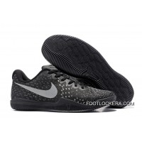 Nike Kobe 12 Black/White Men's Basketball Shoe Online