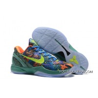 "Nike Zoom Kobe 6 Prelude ""All Star MVP"" Basketball Shoes Free Shipping"