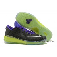 "Nike Kobe Venomenon 6 ""Joker"" Black Purple Authentic"