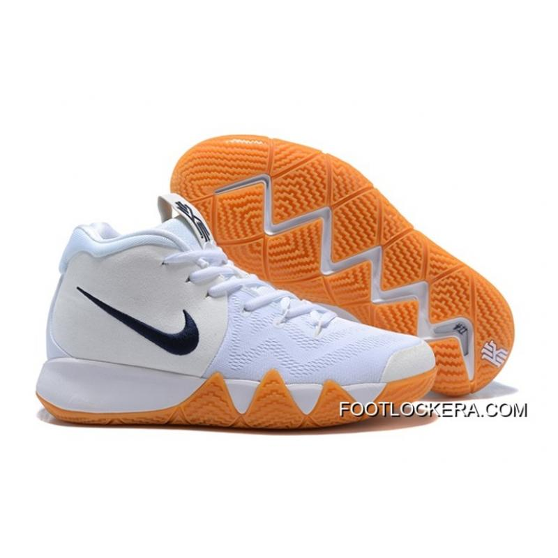 """separation shoes 66e6a 42183 Nike Kyrie 4 """"White Gum"""" Outlet"""