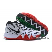 """8bd046c2505e Online Nike Kyrie 4 """"BHM"""" Equality Multi-Color"""