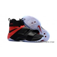 """Nike LeBron Zoom Soldier 10 """"Team Red"""" Copuon Code"""