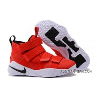 """Nike LeBron Soldier 11 """"University Red""""Shoes For Men Best"""