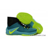 Nike Zoom Clear Out Black Camo Green Basketball Shoes Best