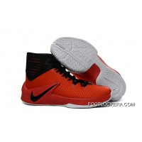 Nike Zoom Clear Out University Red/Black/Bright Crimson/White New Style
