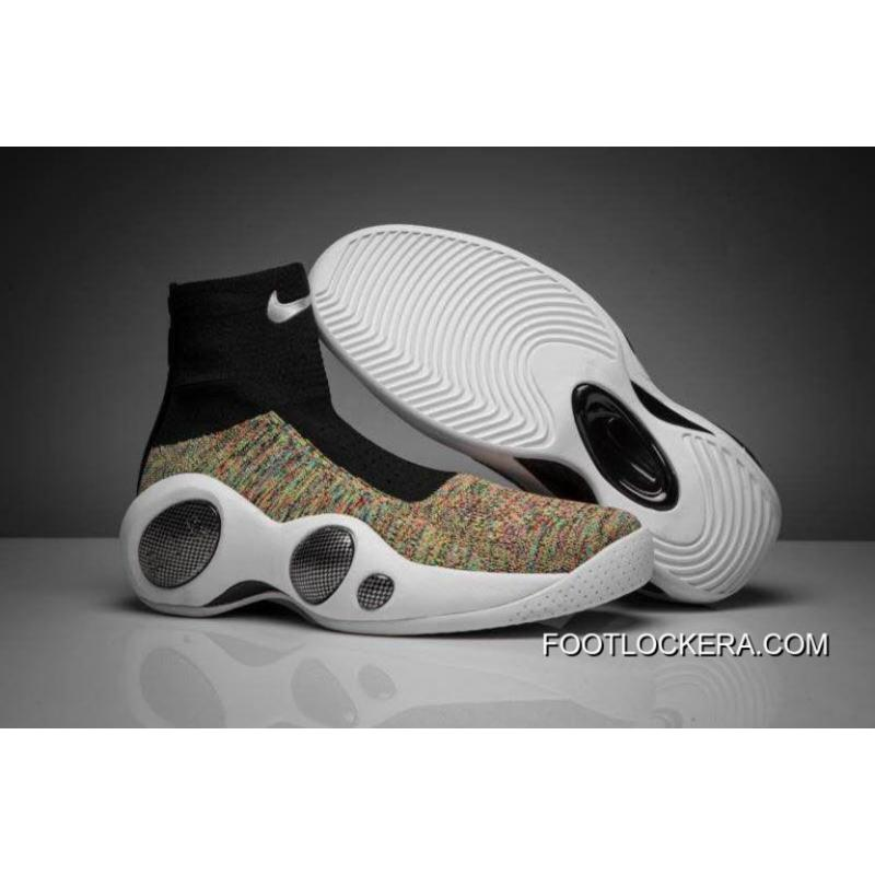 "511f29501cd8 Nike Zoom Flight Bonafide ""Multi-Color"" Sneakers On Sale New Style ..."