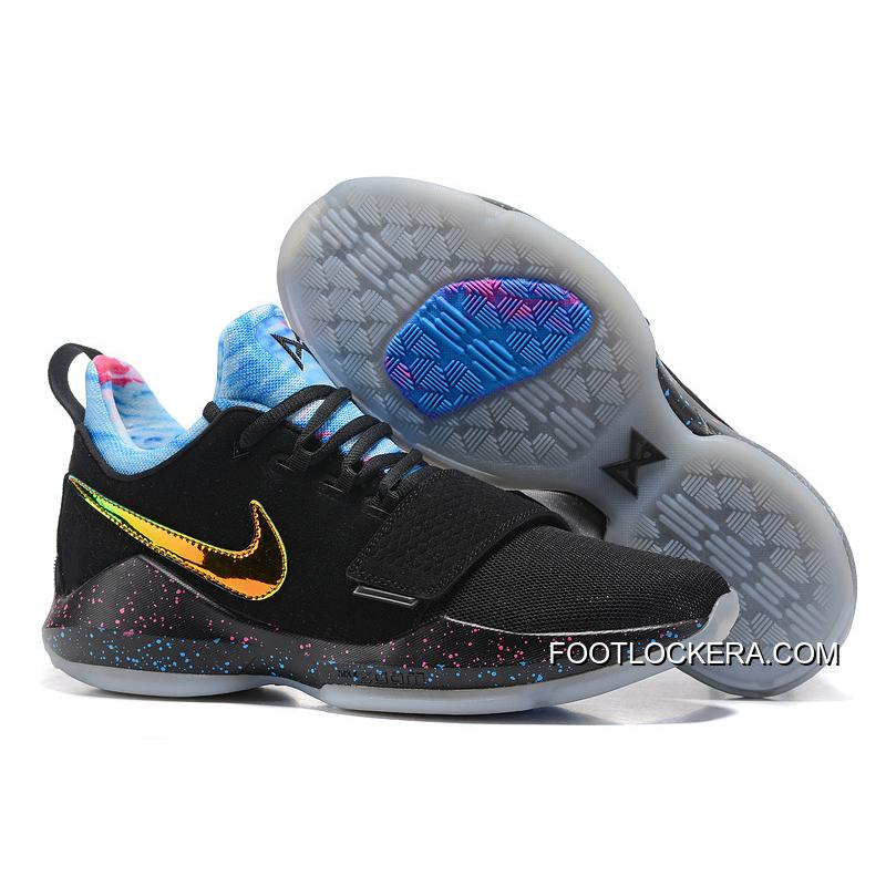 "cheap for discount c258c 5b819 Nike Zoom PG 1 ""EYBL"" Anthracite/Multi-Color Hot Sell Online"
