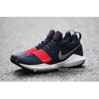 """Nike Zoom PG 1 """"USA"""" Game Royal/White-Black Fast Shipping New Release"""