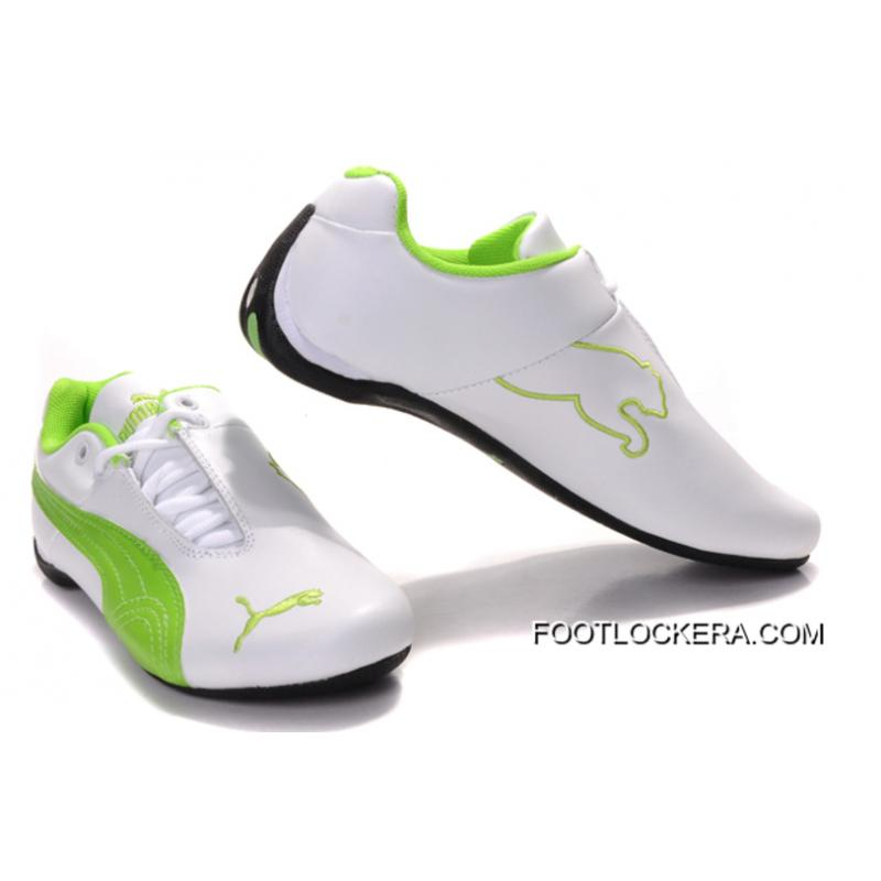 ... 2018 New Year Deals Puma Ferrari Inflection Sneakers WhiteGreen ...