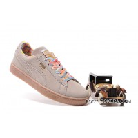 PUMA SPORTSTYLE SUEDE Womens Colorful Brown Copuon Code