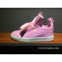 Puma X Fenty The Creeper Butterfly Womens Pink White Top Deals