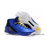 "Under Armour Curry 3 ""Dub Nation Heritage"" New Release"