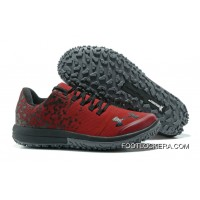 Under Armour Fat Tire Low Red Black Running Shoes New Release