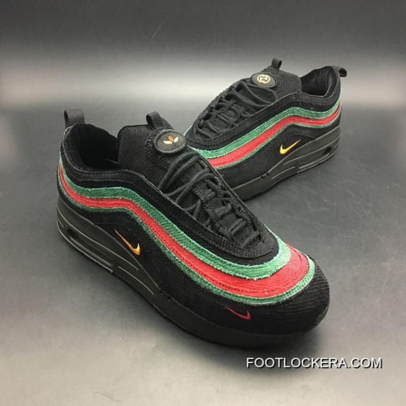 best service 3fe71 18b5d ... Women Sean Wotherspoon Nike Air Max 97 Hybrid SKU 50055-263 Top Deals  ...