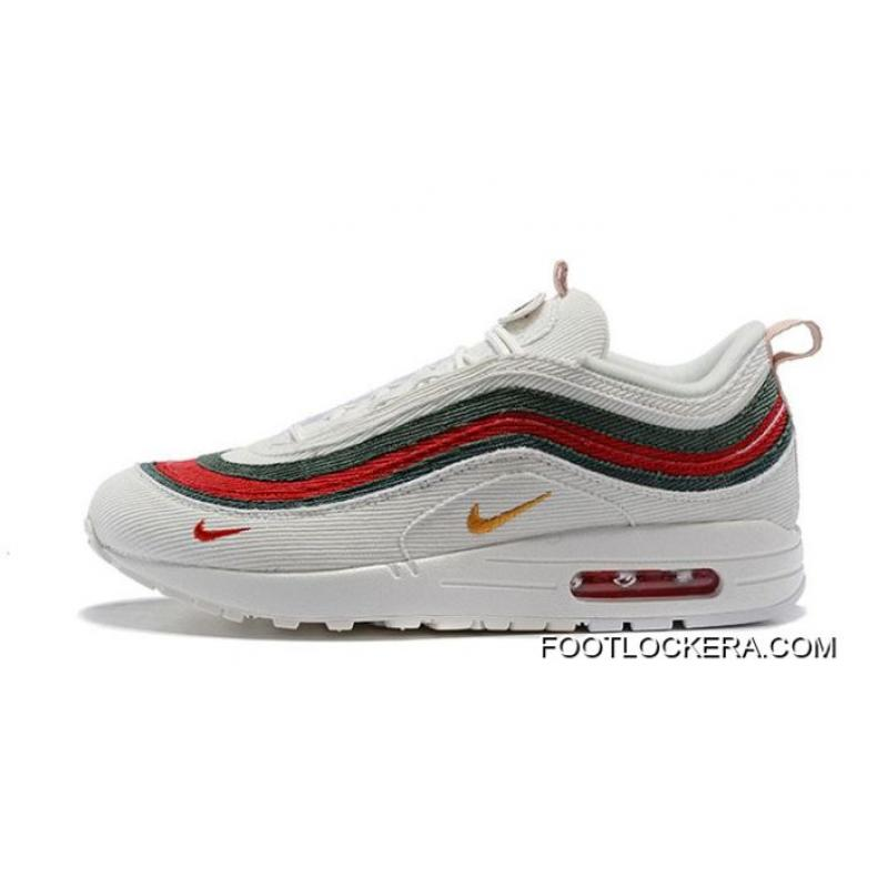 top fashion c2344 49ca9 Discount Women Sean Wotherspoon Nike Air Max 97 Hybrid SKU 67385-271 ...