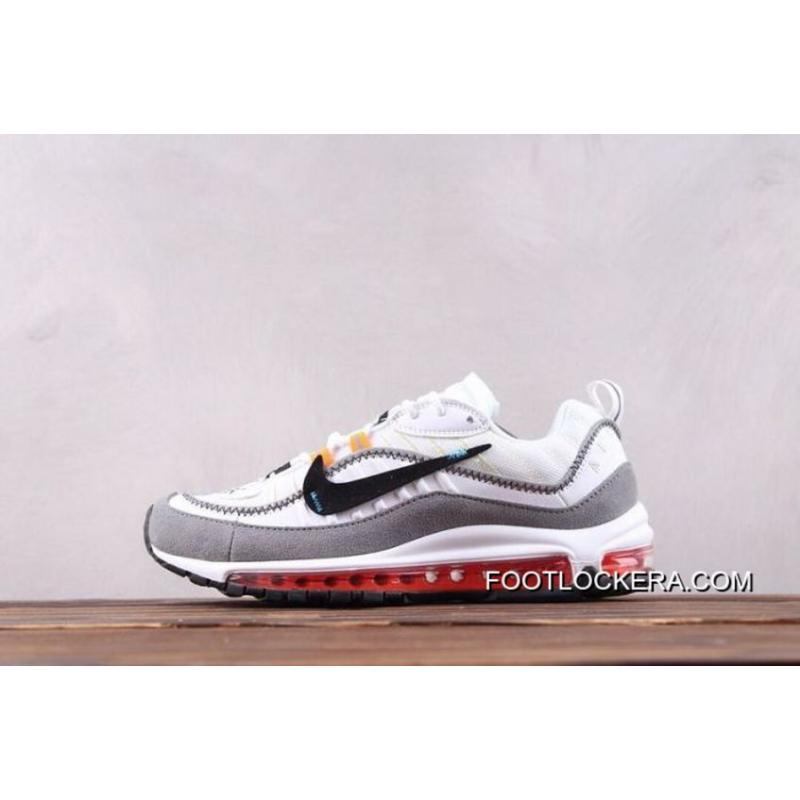 finest selection 53b8f 121e9 Women OFF-WHITE X Nike Air Max 98 Sneakers SKU 102997-307 Buy ...